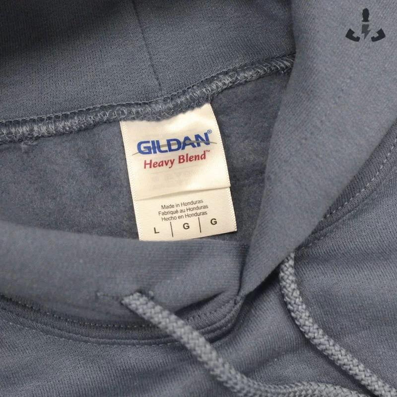 Gildan Heavy Capuz.