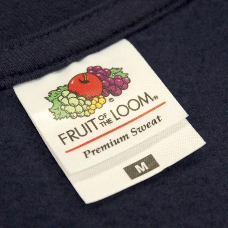 Fruit half zip.