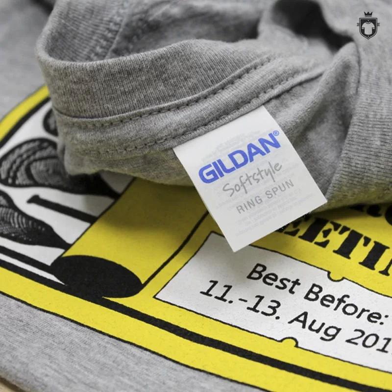 Gildan Ring Spun 150 M.