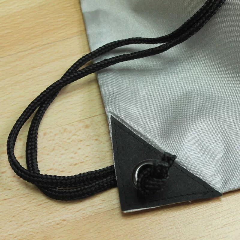 Bag Base Gymsac Silver.
