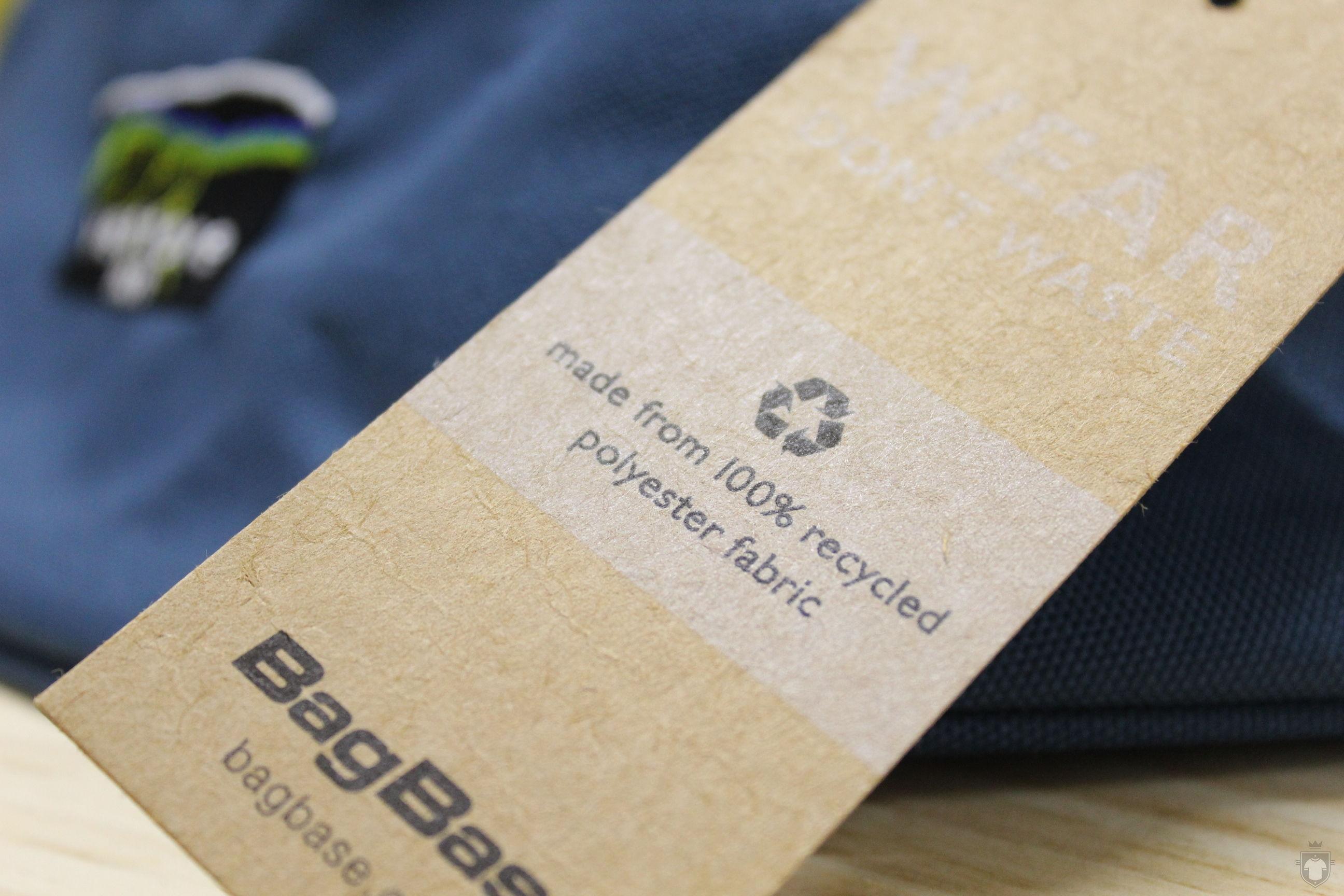 Bag Base BG282 poliestere riciclato.