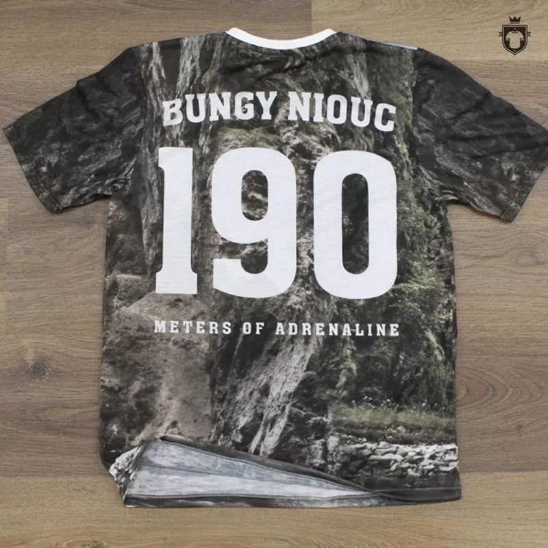 Fotos de  T-shirt Full Urban Confecionada