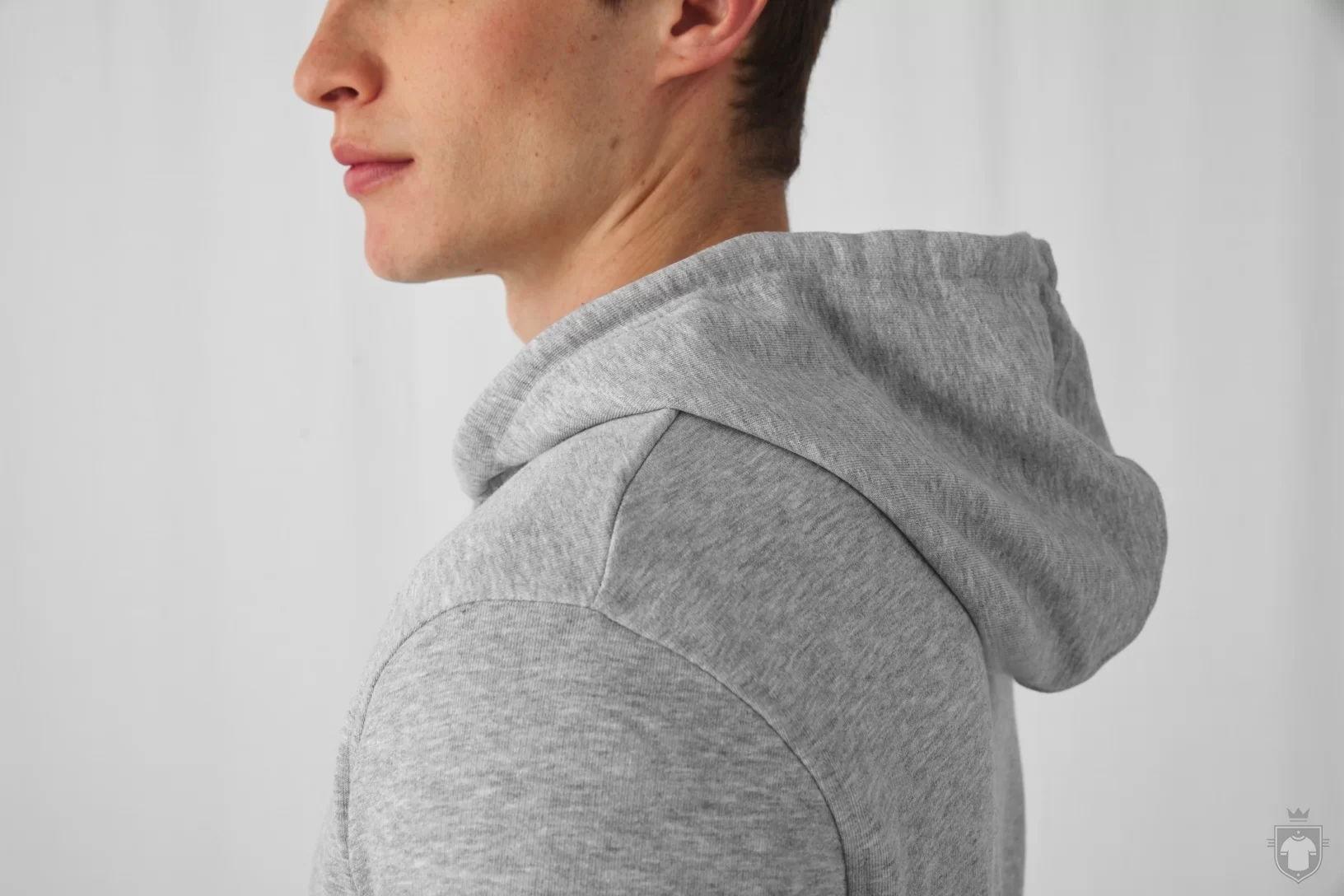 Fotos de BC Organic Zipped Hood