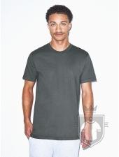 Camisetas American Apparel 2001W color Asphalt :: Ref: 106