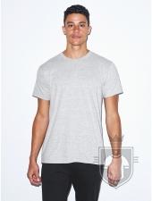 Camisetas American Apparel 2001W color Heather Grey :: Ref: 123