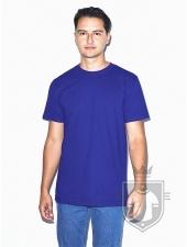 Camisetas American Apparel 2001W color Lapis :: Ref: 208