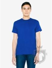 Camisetas American Apparel 2001W color Royal Blue :: Ref: 300
