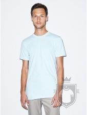 Camisetas American Apparel 2001W color Light Blue :: Ref: 321