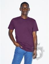 Camisetas American Apparel 2001W color Eggplant :: Ref: 341
