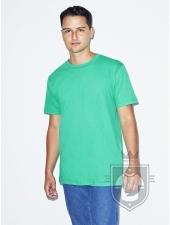 Camisetas American Apparel 2001W color Mint :: Ref: 514