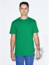 Camisetas American Apparel 2001W color Kelly Green :: Ref: 518