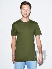 Camisetas American Apparel 2001W color Olive :: Ref: 530