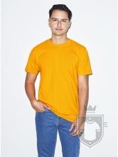Camisetas American Apparel 2001W color Gold :: Ref: 643