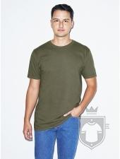 Camisetas American Apparel 2001W color Lieutenant :: Ref: 708