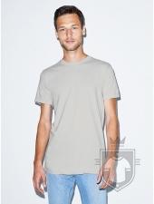 Camisetas American Apparel 2001W color New Silver :: Ref: 712