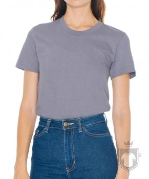 Camisetas American Apparel 2102W Lady color Slate :: Ref: 122