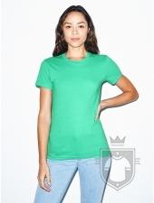 Camisetas American Apparel 2102W Lady color Mint :: Ref: 514
