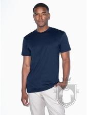 Camisetas American Apparel BB401 Polycotton color Navy :: Ref: 200