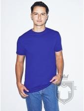 Camisetas American Apparel BB401 Polycotton color Lapis :: Ref: 208