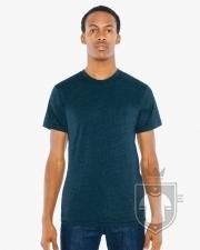 Camisetas American Apparel BB401 Polycotton color Heather Imperial Purple :: Ref: 211