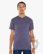 Camisetas American Apparel BB401 Polycotton color  :: Ref: 221