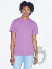 Camisetas American Apparel BB401 Polycotton color Orchid :: Ref: 345