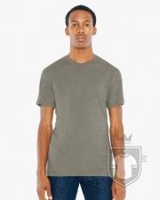 Camisetas American Apparel BB401 Polycotton color New Silver :: Ref: 711