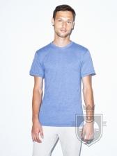 Camisetas American Apparel TR401W Tri blend color  :: Ref: athletic-blue