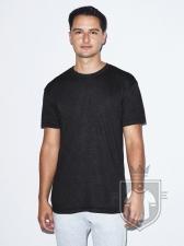 Camisetas American Apparel TR401W Tri blend color Tri-Black :: Ref: tri-black