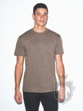 Camisetas American Apparel TR401W Tri blend color Tri-Coffee :: Ref: tri-coffee