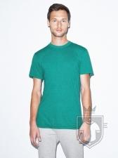 Camisetas American Apparel TR401W Tri blend color Tri-Ever green :: Ref: tri-evergreen
