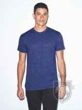 Camisetas American Apparel TR401W Tri blend color Tri-Indigo :: Ref: tri-indigo