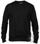 Sudaderas Anvil French Terry color Black :: Ref: black