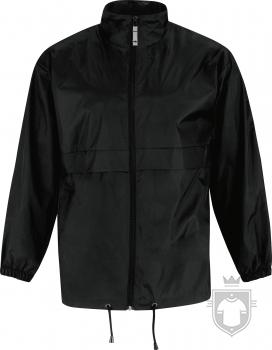 Chubasqueros BC Sirocco color Black :: Ref: 002