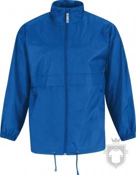 Chubasqueros BC Sirocco color Royal blue :: Ref: 450