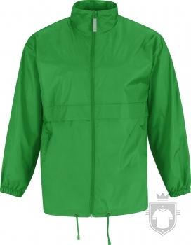 Chubasqueros BC Sirocco color Real green :: Ref: 732
