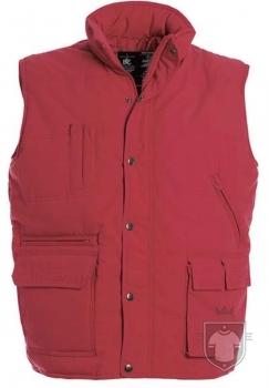 Chalecos BC Explorer color Red :: Ref: 004