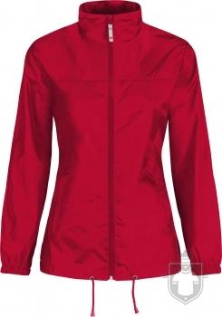 Chubasqueros BC Sirocco W color Red :: Ref: 004