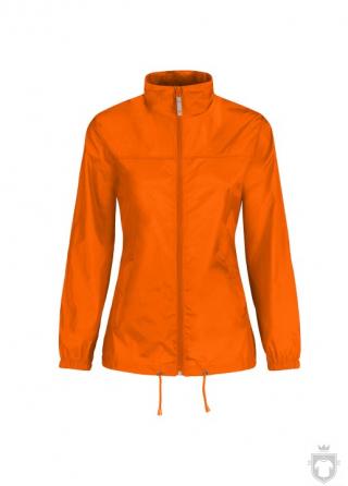 Chubasqueros BC Sirocco W color Orange :: Ref: 235