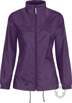 Chubasqueros BC Sirocco W color Purple :: Ref: 350