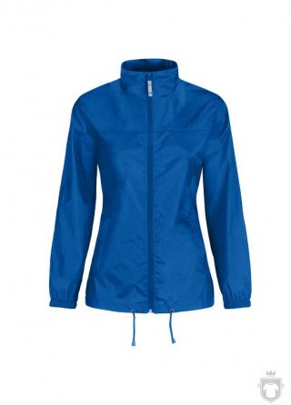 Chubasqueros BC Sirocco W color Royal blue :: Ref: 450