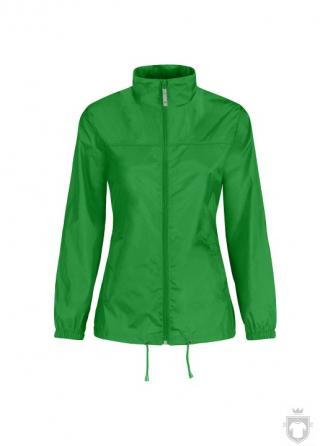 Chubasqueros BC Sirocco W color Real green :: Ref: 732