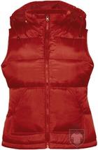 Chalecos BC Zen W color Red :: Ref: 004