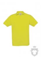 Polos BC Safran color Pixel Lime :: Ref: 986