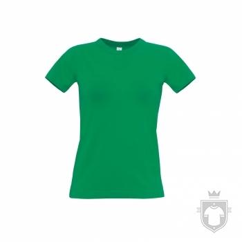 Camisetas BC 190 W color Kelly green :: Ref: 520