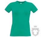 Camisetas BC 190 W color Pacific green :: Ref: 873