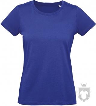 Camisetas BC Inspire Plus Organic W color Cobalt Blue :: Ref: 008