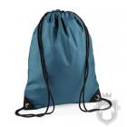Bolsas Bag Base gymsac mochila polyester color Airforce Blue :: Ref: airforceblue