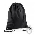 Bolsas Bag Base gymsac mochila polyester color Black :: Ref: black