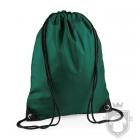 Bolsas Bag Base gymsac mochila polyester color Bottle Green :: Ref: bottlegreen